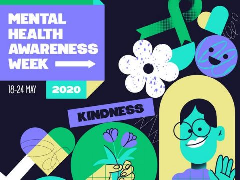 Mental Health Awareness Week. Take care of your colleagues now and they will take care of your company's future. Find out more with Paul 'Stalkie' Stalker.